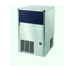 MACHINE A GLACONS 25 KG/J. CONDENSATEUR AIR SYSTEME A PALETTES RESERVE INTEGREE