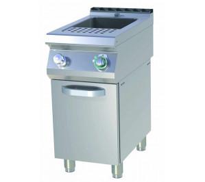 Cuiseur à pâtes électrique 1 bac GN 1/1 cap. 23 litres