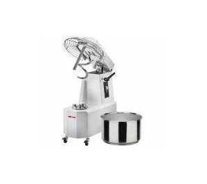 Pétrin à spirale 41 litres - cuve extractible & tête relevable - 2 vitesses