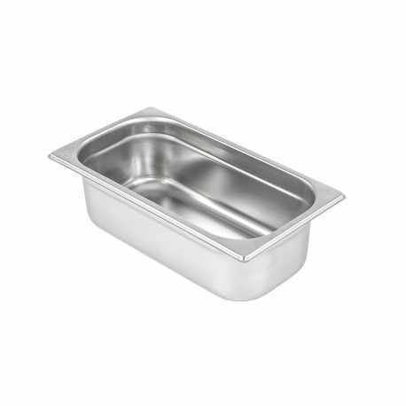 Bac gastronorme GN1/3 hauteur 200 inox