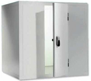 CHAMBRE FROIDE 1400X1700 PANNEAUX + RAYONNAGE