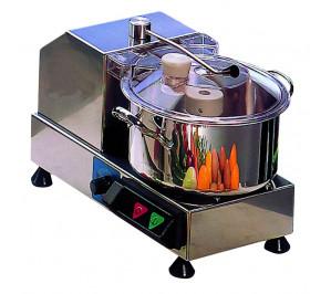 Cutter mélangeur 5,5 litres à poser
