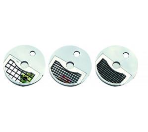 Disque coupe en cube 10x10 mm ( adaptable sur disque df)