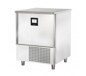 Cellule mixte 7 niveaux refroidissement & surgélation rapide GN 1/1 ou 600 x 400