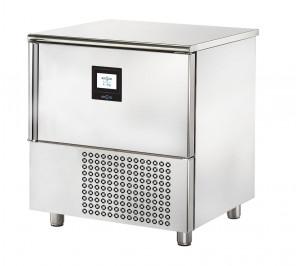Cellule mixte 5 niveaux refroidissement & surgélation rapide GN 1/1 ou 600 x 400