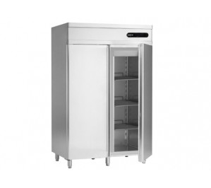 Armoire réfrigérée 2 portes GN 2/1 1400 l