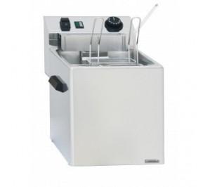 Cuiseur à pâtes électrique - 3 paniers - 3 400 w / 230 v - l 270 x p 420 x h 300 mm - ccap3p