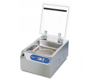 Emballeuse sous vide à cloche professionnelle - acier inox 18/10 - barre de soudure 300mm - 350 w / 230v - casselin