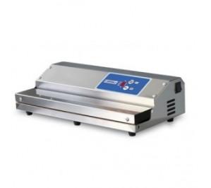 Emballeuse sous vide professionnelle - acier inoxydable - barre de soudure 400mm - 250 w / 230v - casselin