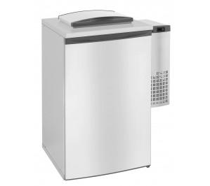 Refroidisseur de déchets simple 240 litres chambre avec unité de refroidiséement