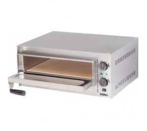 Four à pizza casselin - 1 chambre - 410x370x90mm - 2000w / 230v - acier inoxydable