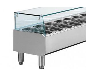 Pieds pour kit réfrigérée pour poser sur table