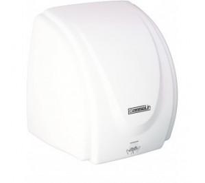 Sèche mains en abs blanc - 190 m3/h - 2100 w / 230 v - l 244 x p 264 x h 200 mm - csm1
