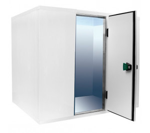 CHAMBRE FROIDE 1500 X 1500 -ISOLATION 80 MM -3,5 M3