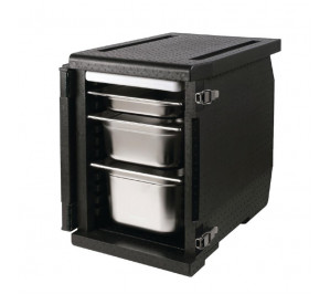 CONTENEUR THERMOBOX 93 L -CHARGEMENT FRONTAL