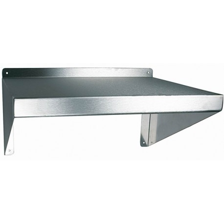 ETAGERE DE TABLE INOX 2000 X 700