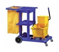 chariot de service et d hygiene